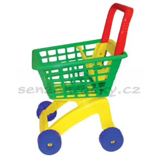 Nákupní plastový košík