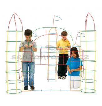 Stavební set - velký