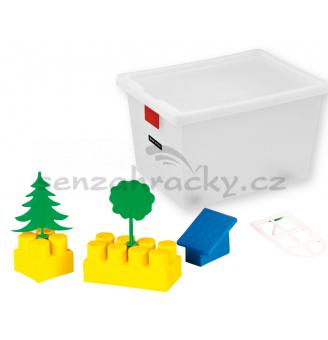Stavebnice K3 - kontejner