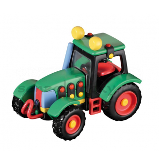 Traktor se střechou