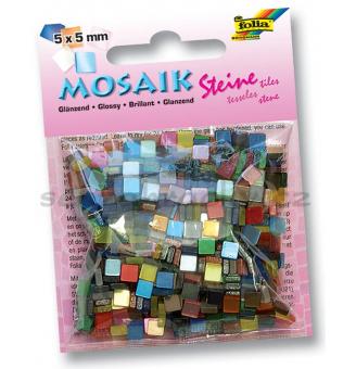 Zářivá mozaika 5 x 5 mm