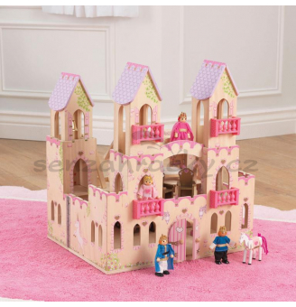 Královský hrad - rozložitelný