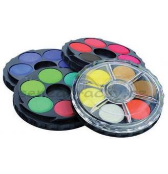 Vodové barvy, 24 barev